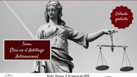 "Conferencia Magistral de la Profa. Catherine Rogers, titulada ""Ética en el Arbitraje Internacional"""