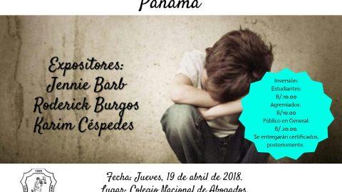 Seminario sobre Abuso Sexual Infantil en Panamá.