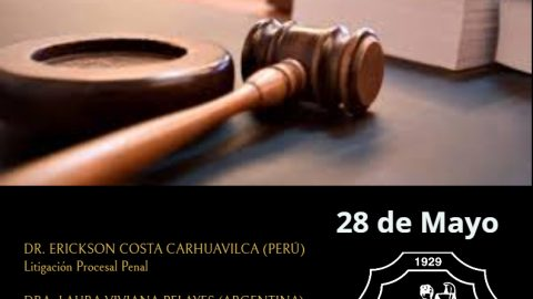 Jornada Internacional en Litigación Oral