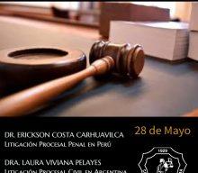 Seminario: Litigación Procesal Civil y Penal.