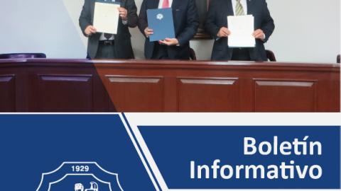 Boletín Informativo del 02 al 09 de Diciembre de 2018