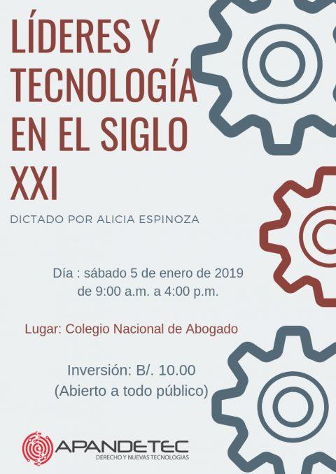 Líderes y Tecnología en el Siglo XXI