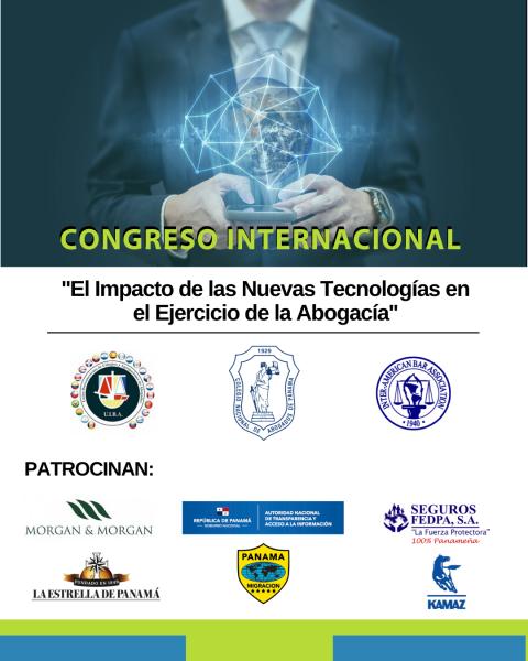 CONGRESO INTERNACIONAL UIBA – FIA / PATROCINAN