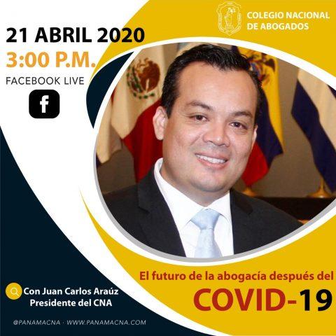 EL FUTURO DE LA ABOGACÍA DESPUÉS DEL COVID-19