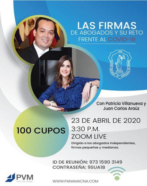 LAS FIRMAS DE ABOGADOS Y SU RETO FRENTE AL COVID-19