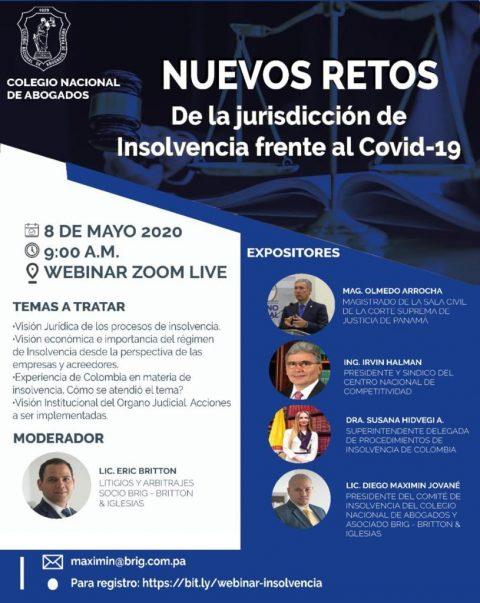 NUEVOS RETOS DE LA JURISDICCIÓN DE INSOLVENCIA FRENTE AL COVID-19