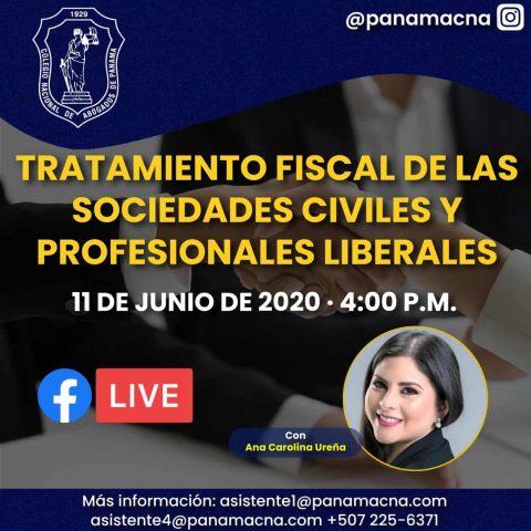 TRATAMIENTO FISCAL DE LAS SOCIEDADES CIVILES Y PROFESIONALES LIBERALES