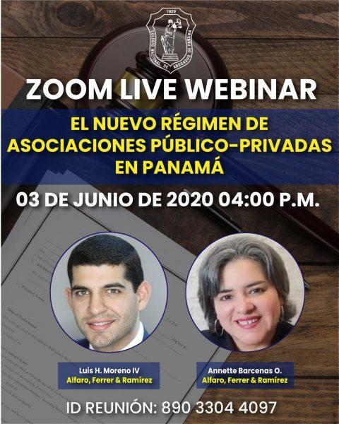 EL NUEVO RÉGIMEN DE ASOCIACIONES PUBLICO-PRIVADAS EN PANAMÁ