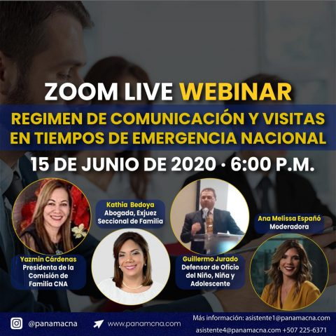 RÉGIMEN DE COMUNICACIÓN Y VISITAS EN TIEMPOS DE EMERGENCIA NACIONAL