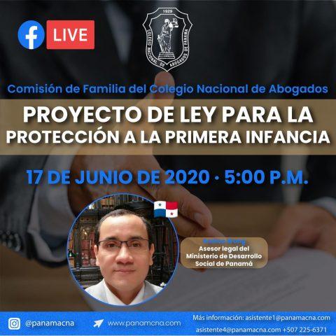 PROYECTO DE LEY PARA LA PROTECCIÓN A LA PRIMERA INFANCIA