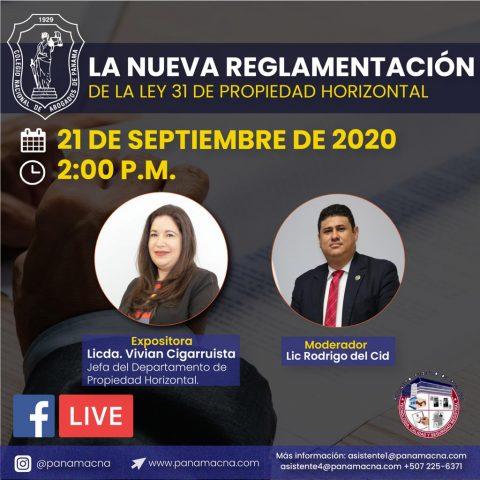 LA NUEVA REGLAMENTACIÓN DE LA LEY 31 DE PROPIEDAD HORIZONTAL