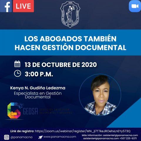 LOS ABOGADOS TAMBIÉN HACEN GESTIÓN DOCUMENTAL