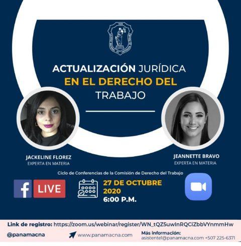 ACTUALIZACIÓN JURÍDICA EN EL DERECHO DEL TRABAJO