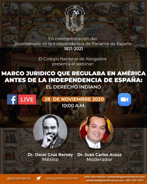 MARCO JURIDICO QUE REGULABA EN AMÉRICA ANTES DE LA INDEPENDENCIA DE ESPAÑA