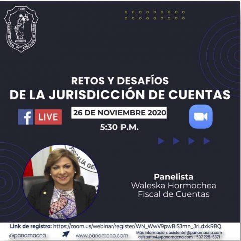 RETOS Y DESAFÍOS DE LA JURIDISCCIÓN DE CUENTAS