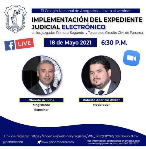 Implementación del Expediente Judicial Electrónico